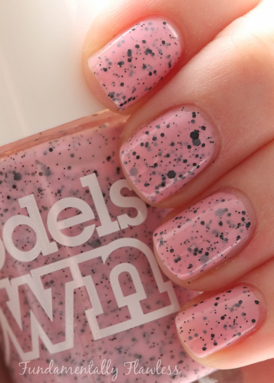 Models Own Speckled Eggs Collection Dove swatch