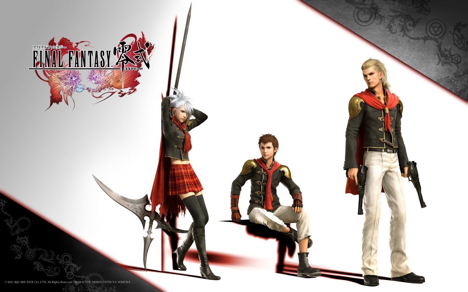 descargar final fantasy type-0 psp espanol