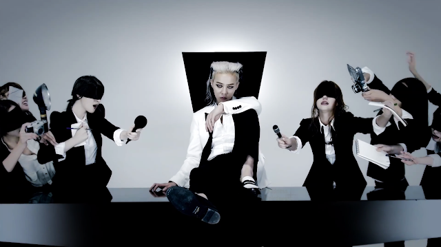 g-dragon coup d'etat mv hq screencap 7