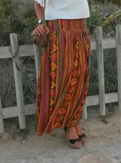 Gipsy skirt - Formentera