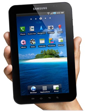 Harga Tablet Samsung Galaxy Tab 7.0 Plus | Blog Ananda