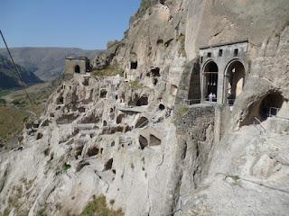 Cuevas de Vardzia