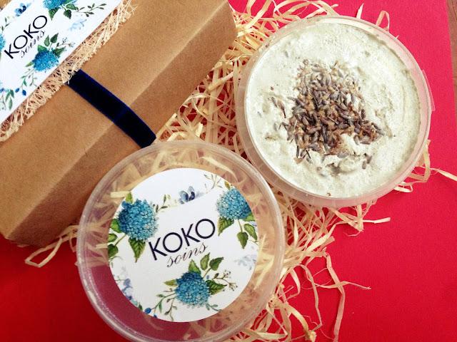 Koko Soins глина для тела