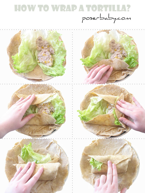 My life my love my passion resepi beef tortilla wrap for Sedia wrap