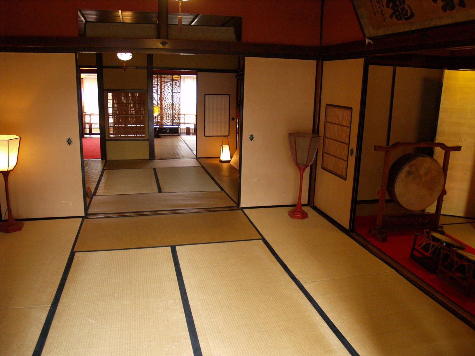 Baño Japones Tradicional:El concepto de unacasa japonesa no tiene nada que ver con una casa