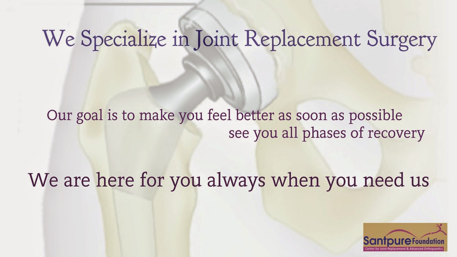 Joint Replacement Surgery Aurangabad
