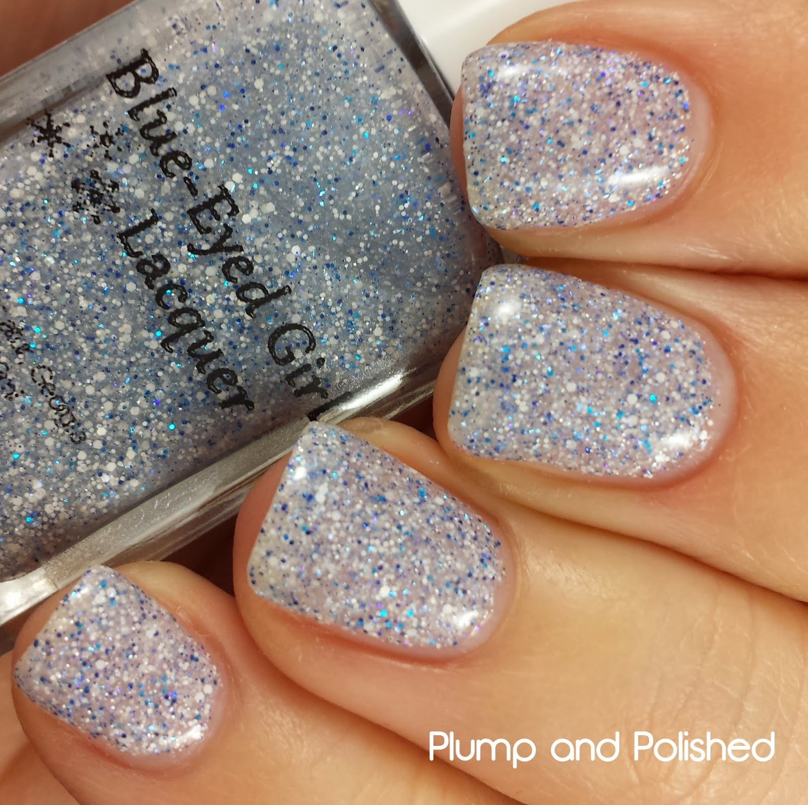 Blue-Eyed Girl Lacquer - The Years Have Been Short