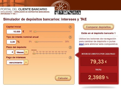 simulador de depositos banco de españa