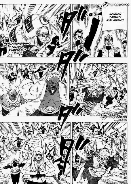 "Download Komik Naruto Chapter 650 ""Aku Akan Tidur"" Bahasa Indonesia"