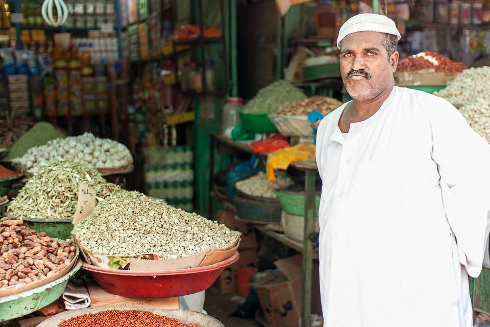 fűszeres az omdurmáni szúkban