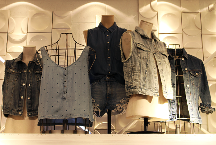 Pull and Bear Amsterdam Press VIP opening The Netherlands Blogger