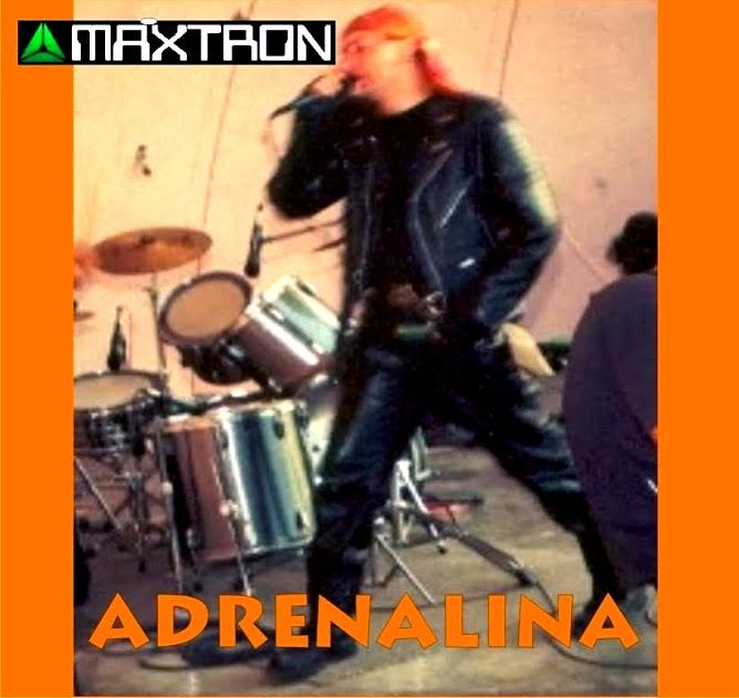 Adrenalina MÁXTRON
