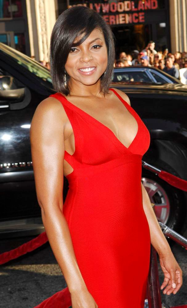 Taraji P Henson Height, Weight And Body Measurements