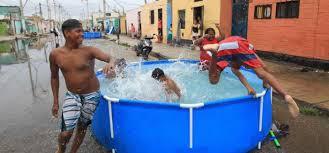 Prensa Itv Peru Debido A La Escasez Del Agua Proh Ben