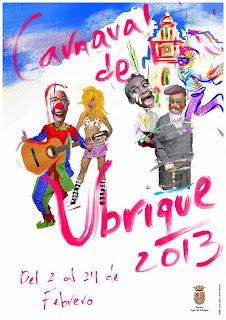 Carnaval de Ubrique 2013 - Juan Jesús Lobato Moreno
