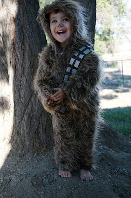 Star Wars Cutest Chewbacca costume
