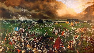 Texas Battle of San Jacinto Clip Art