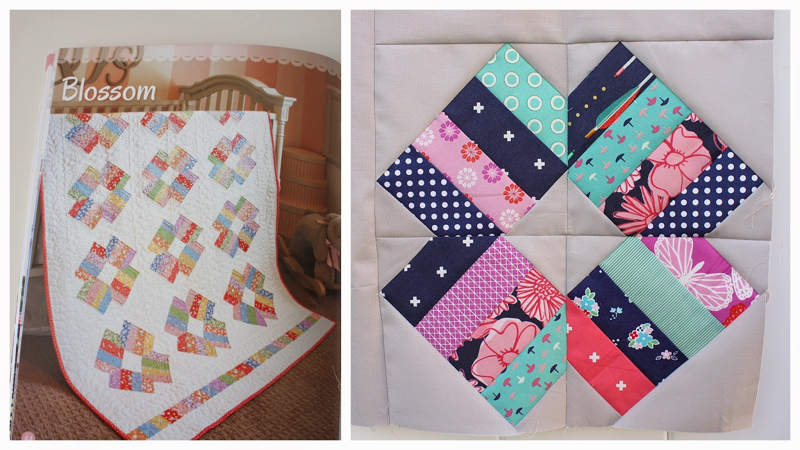 Fat Quarter Style Book of patterns - Diary of a Quilter - a quilt blog : fat quarters quilt shop - Adamdwight.com