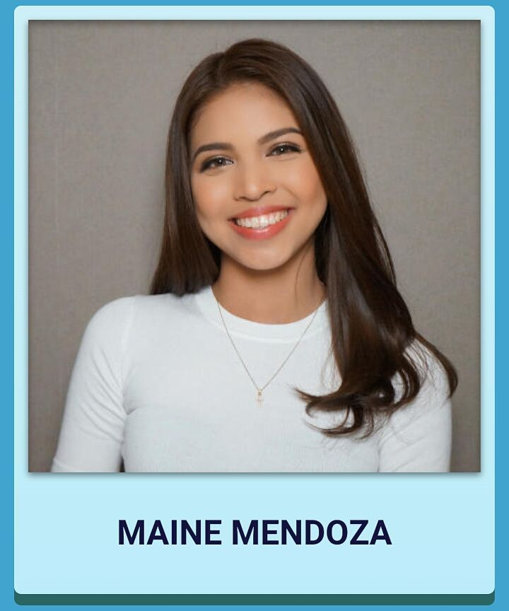 VOTE FOR MAINE MENDOZA IN NICKELODEON