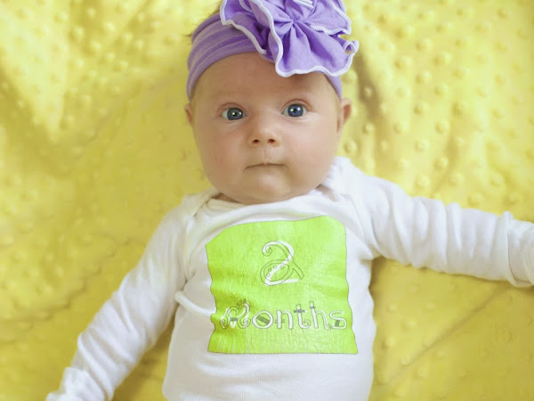 Amelia - 2 Months