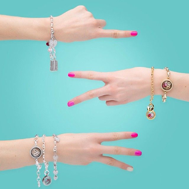6 Ways to Rock Origami Owl Bracelets | Shop StoriedCharms.com