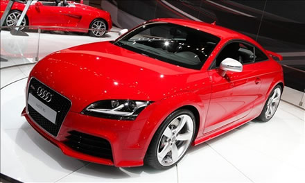Autos Autos Rojos