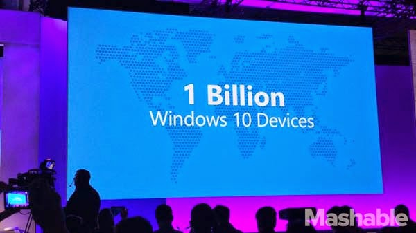 Microsoft-Targets-1-Billion-Devices-Run-Windows-10