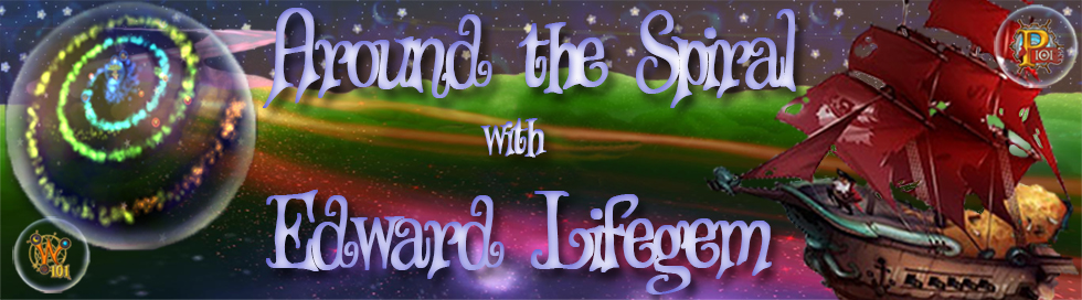Around the Spiral with Edward Lifegem