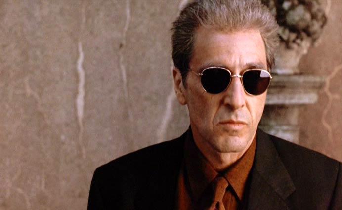 Al Pacino sobre El Padrino III.