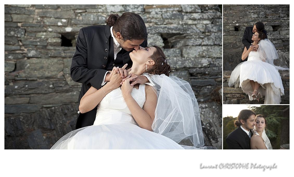 Laurent christophe photographe s ance photo de couple avec audrey et matthias - Salon du mariage la roche sur yon ...