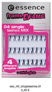 Essence Frame4Fame Lashes