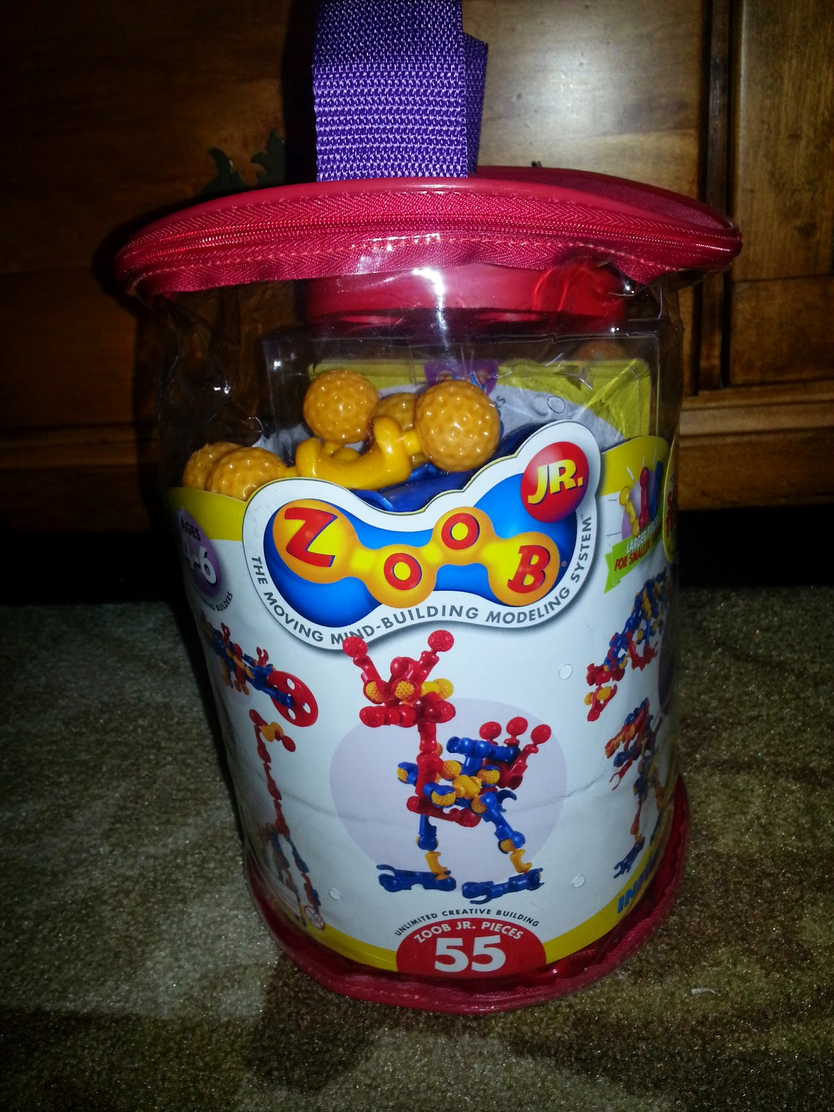 Kids Get Creative with ZOOB JR. Building Sets #Review - Mommy\'s ...