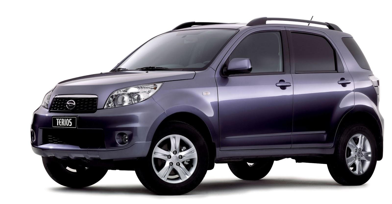 Daihatsu Terios Terbaru 2015