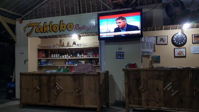 Giant Taklobo Resto Grill