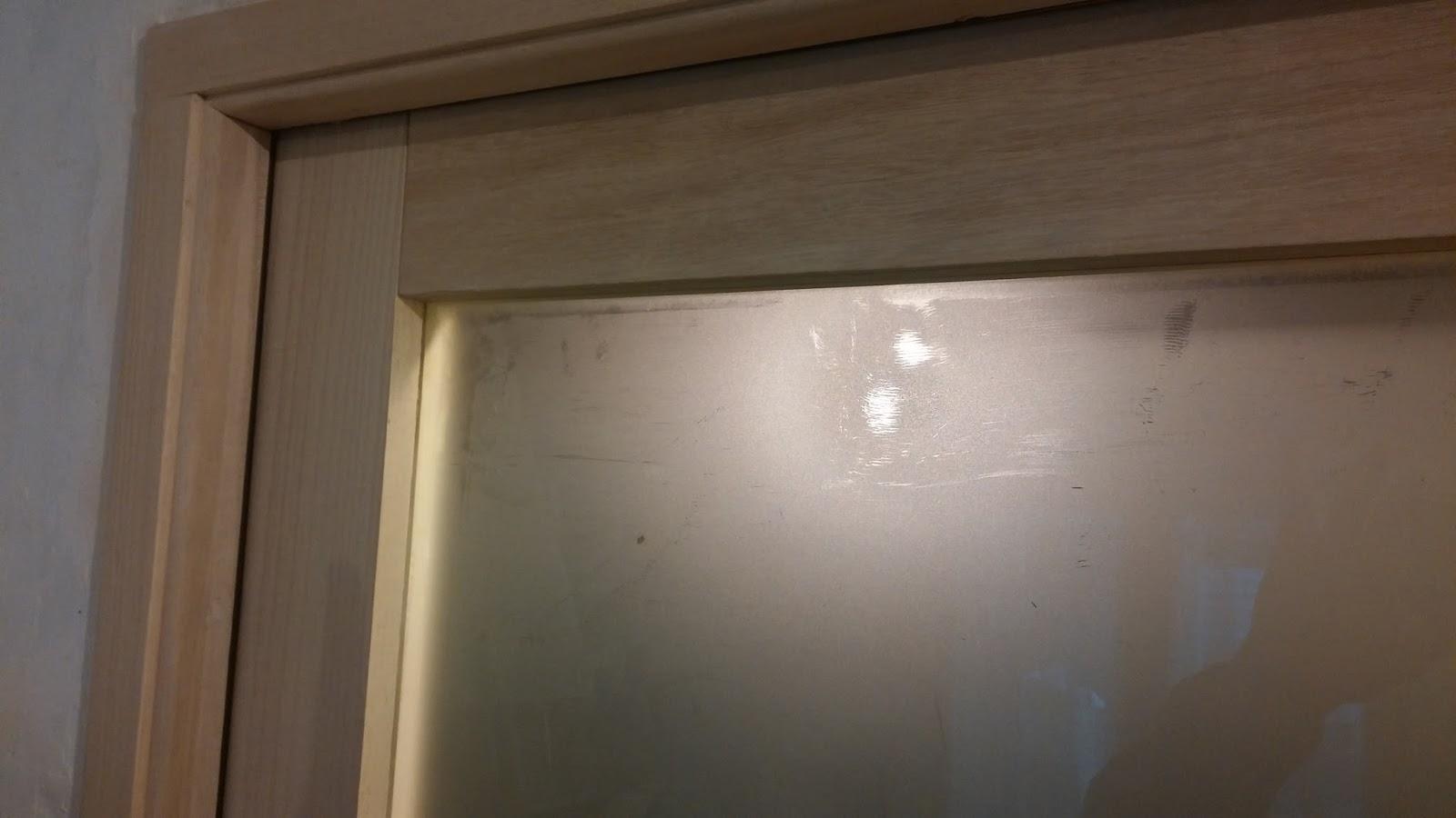 truc et astuce : nettoyé une vitre dépoli | / it is pop /