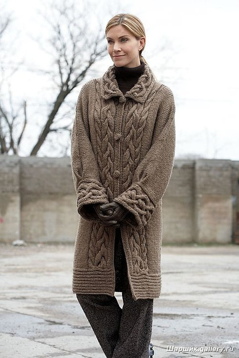 Вязание крючком и спицами crochet and knitting