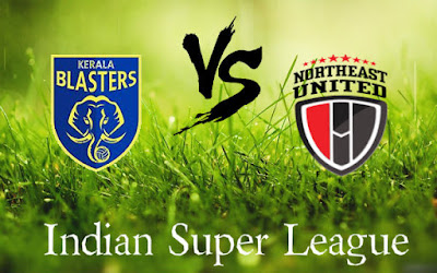 ISL 2017 Match 4; Kerala Blasters Vs NorthEast United FC Live