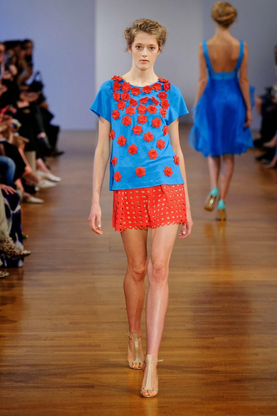 Collette dinnigan fashion show 48