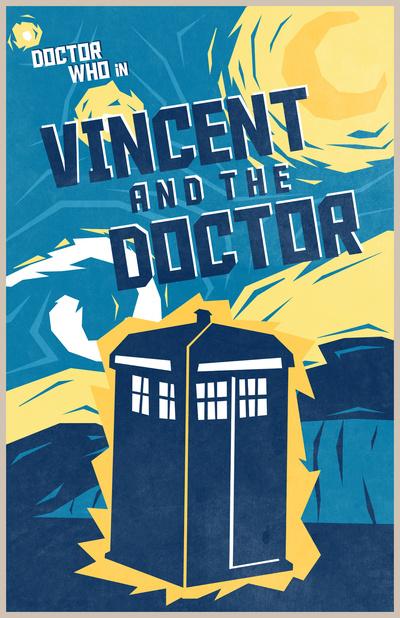 Doctor Ojiplático. Travis English. The Bear Jedi. Doctor Who Series 5. Ilustración | Illustration