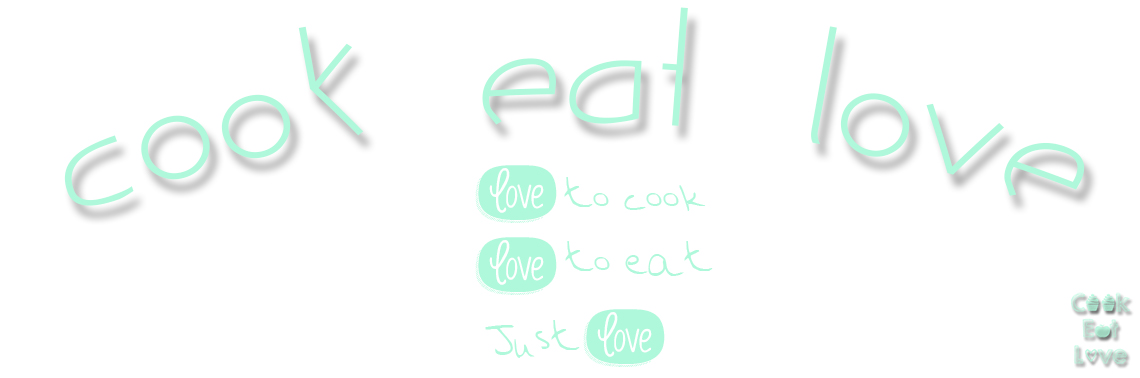 Cook Eat Love