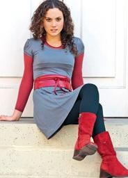 Connie Chaparro actriz de televisión, cine y teatro