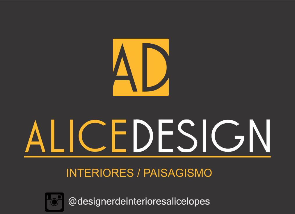 Designer de Interiores Alice Lopes