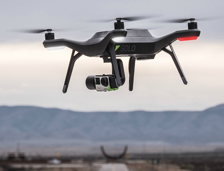 The 3DR Solo Drone at Best Buy is exclusively launched at 400 Best Buy locations nationwide, and is the first drone built with 2 on board Linux computers. #ad