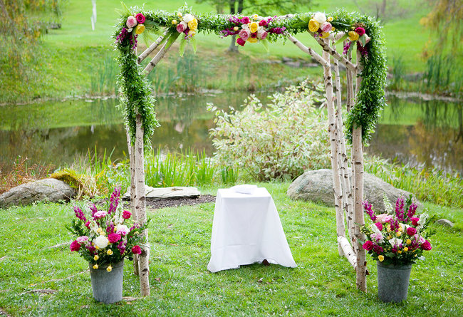 Debbie guest celebrant phone 0427 975 650 wedding decorations usually arches are structures that can be moved easily or dismantled made of metal wood tree branches bamboo etc and decorated to suit you and your junglespirit Choice Image