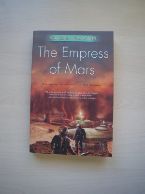 The empress of Mars, de Kage Baker