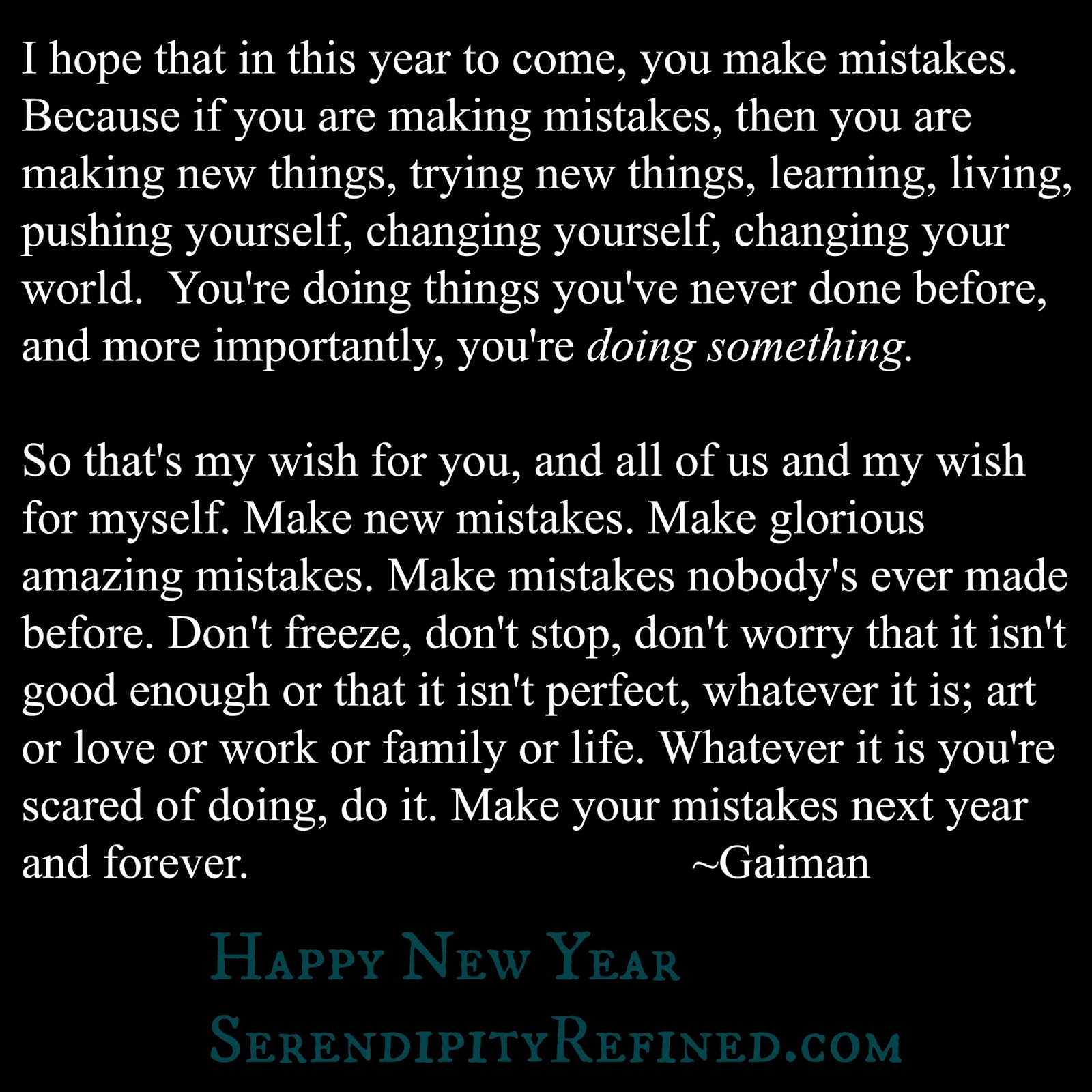my wish for you in 2015