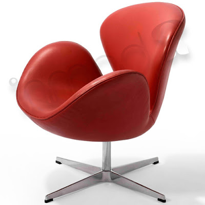 Top and High Quality Swan Chair by Arne jacobsen 4