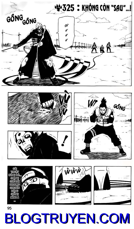Naruto - Chapter 324 - Pic 19