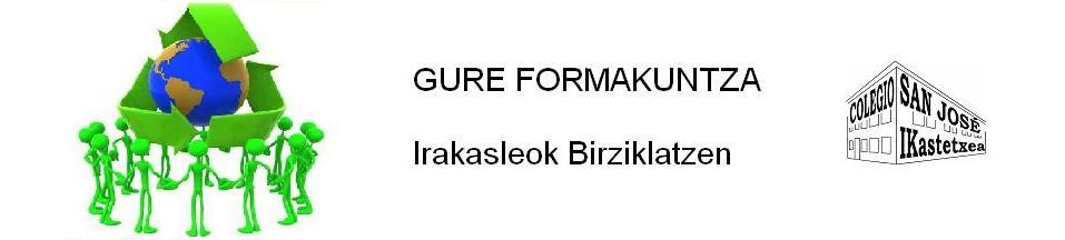 GURE FORMAKUNTZA