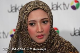 Kabar berita duka Virginia Anggraeni Istri Saipul Jamil meninggal